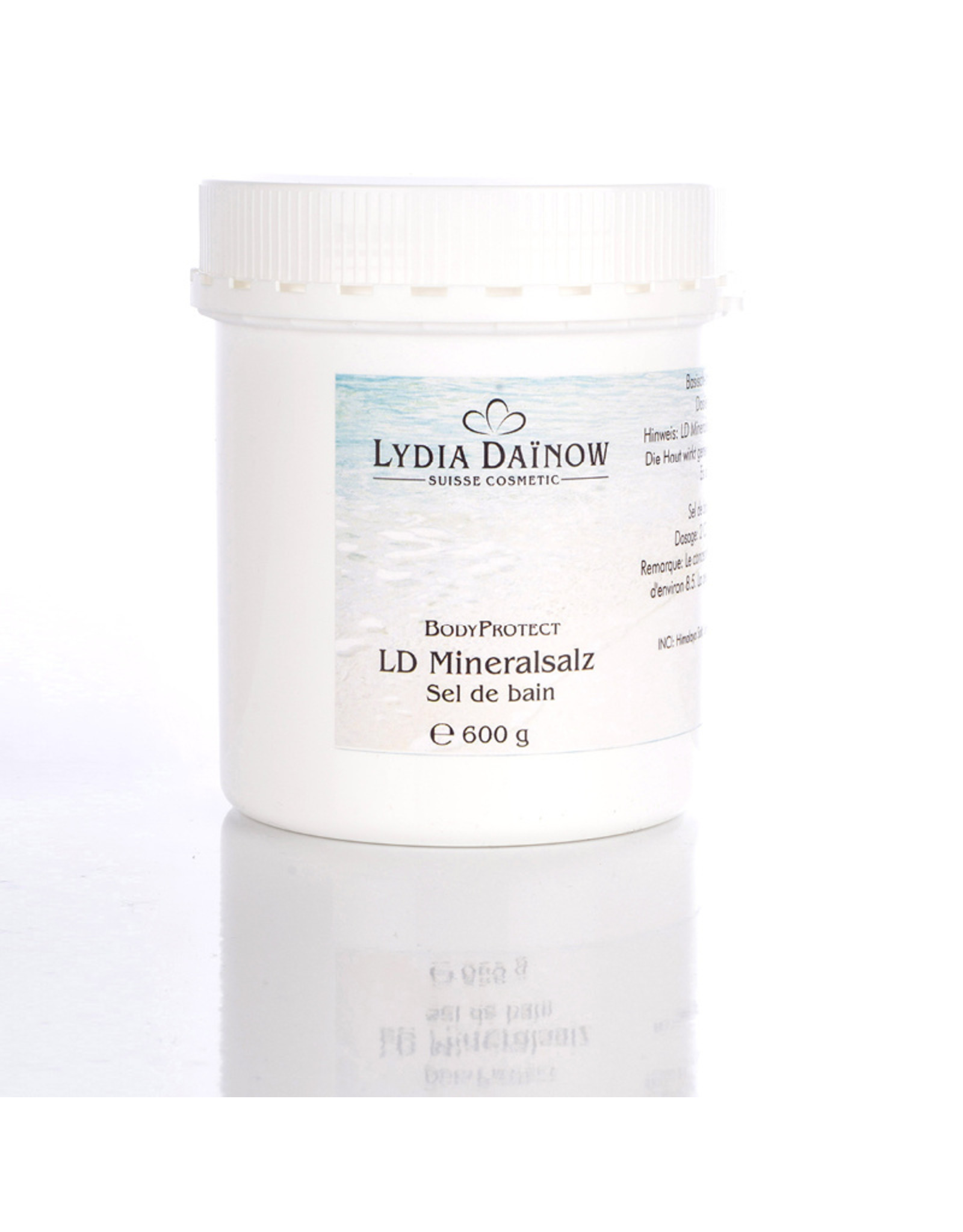 Lydïa Dainow LD  Mineralsalz - Sel de bain basique