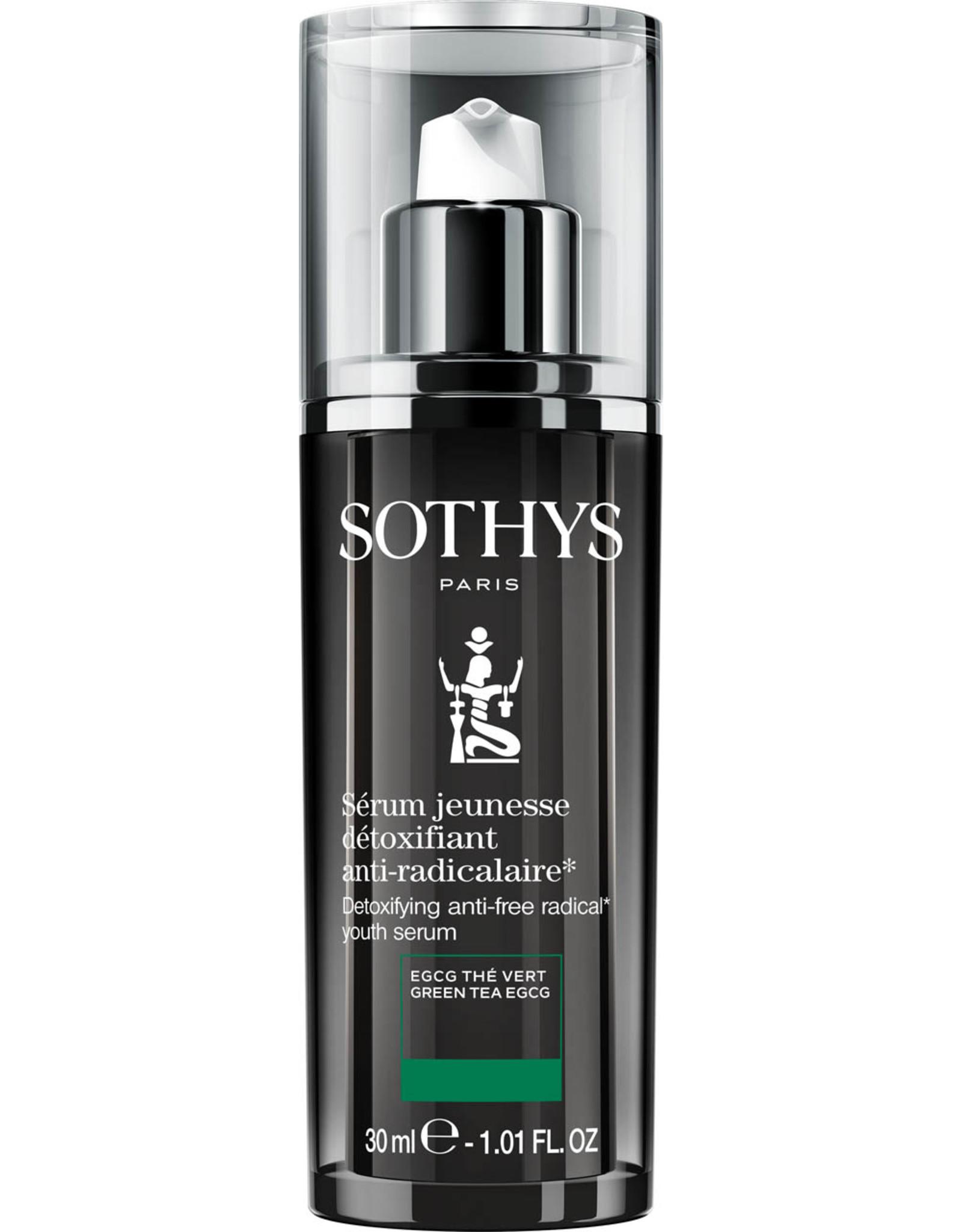 SOTHYS -20% Sérum jeunesse détoxifiant -  Sothys