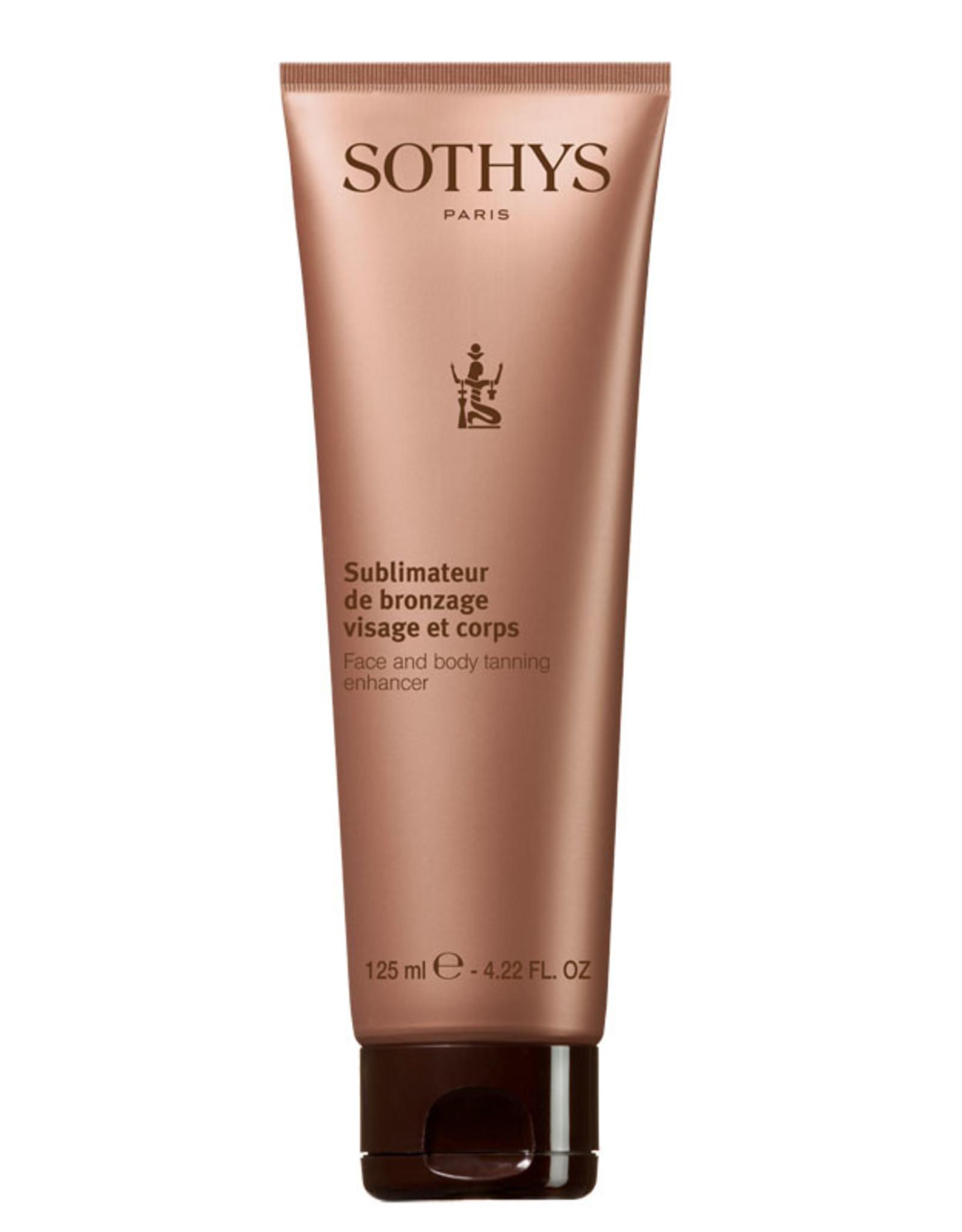 SOTHYS Sublimateur de bronzage visage et corps - Sothys