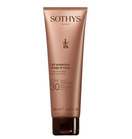 SOTHYS Lait protecteur SPF 30 visage et corps - Sothys