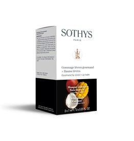 SOTHYS Lip scrub + Lip balm - Limited Edition