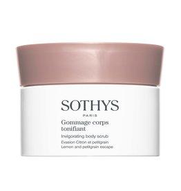 SOTHYS -30% Gommage corps tonifiant - Citron et petitgrain - Sothys
