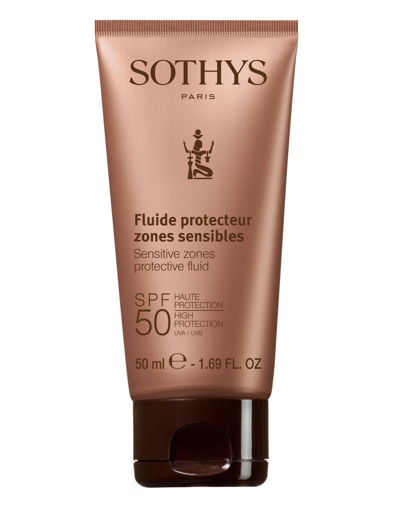 SOTHYS Fluide protecteur zones sensibles SPF 50 - Sothys