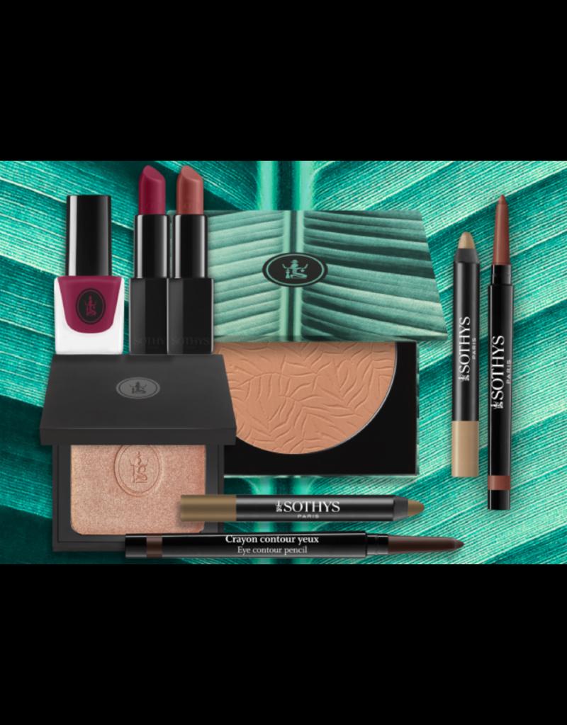 SOTHYS Make-up Look Frühling / Sommer 2020 - Balinesischer Sommer