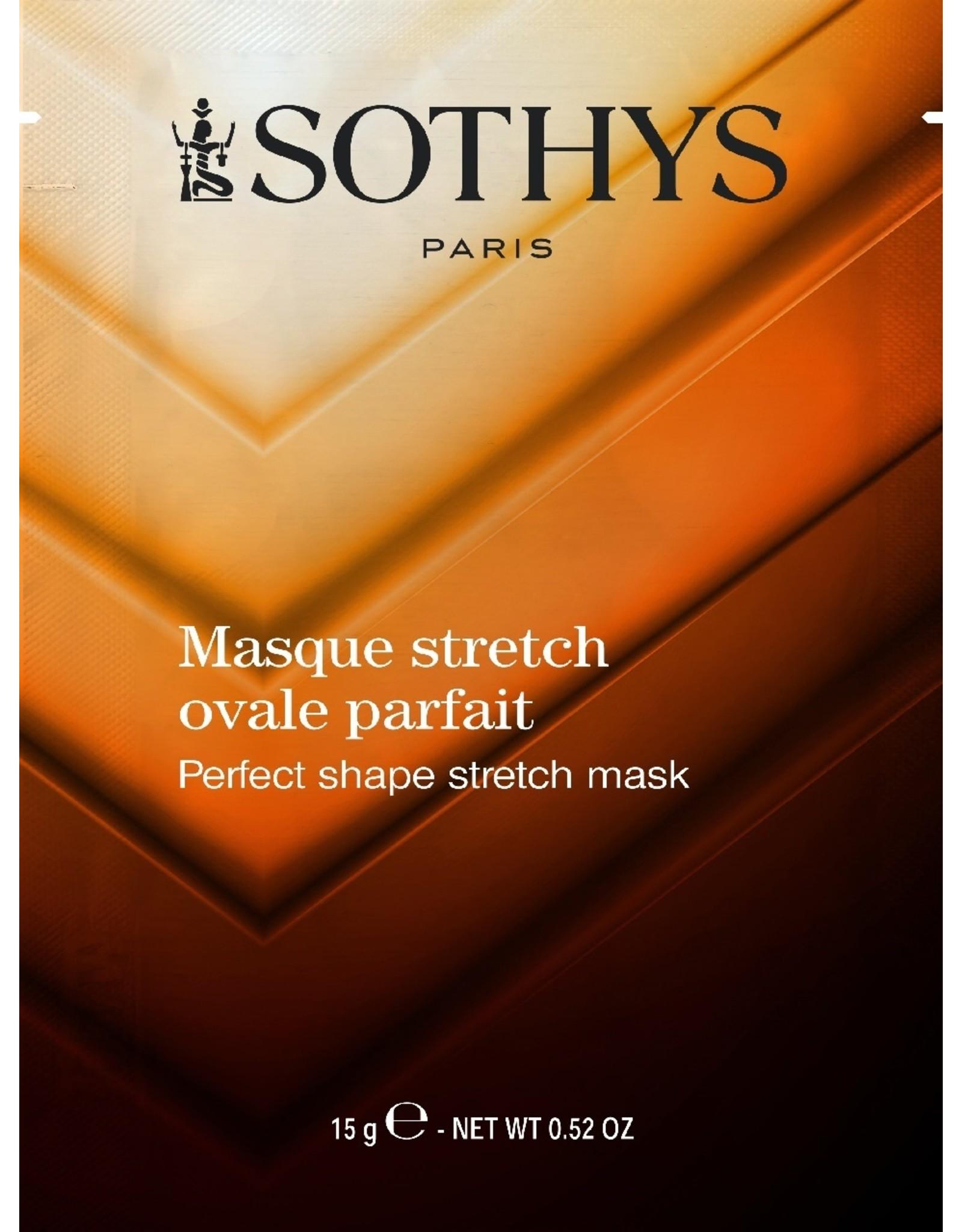 SOTHYS Masque stretch ovale parfait - Sothys