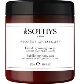 SOTHYS Indonésie ancestrale - Cire de gommage corps - Sothys