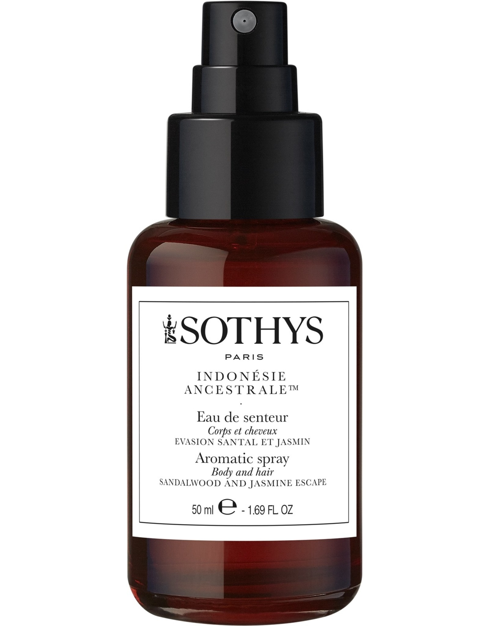 SOTHYS Indonésie ancestrale -Aromatic spray - Body & Hair - Sothys