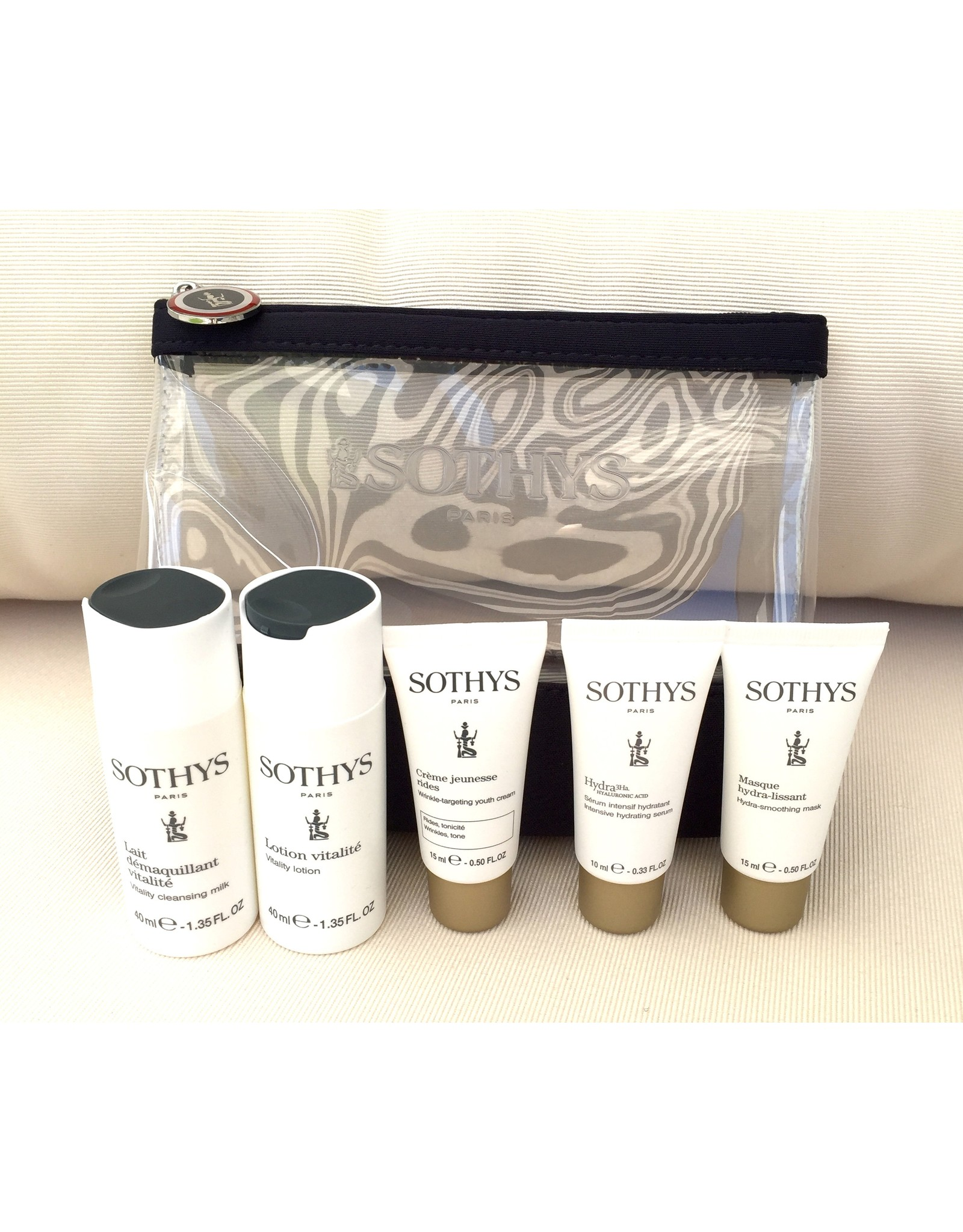 SOTHYS Traveler kit - Cleansing and care
