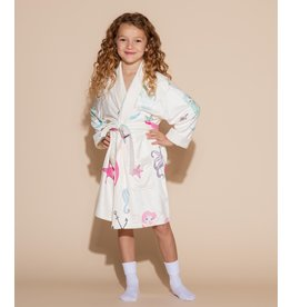 - 50% Bathrobe for kids - Mermaid