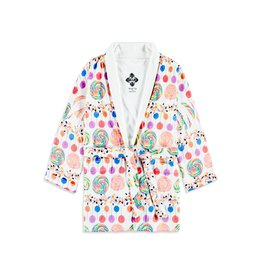 - 50% Bathrobe for kids - Lollipop