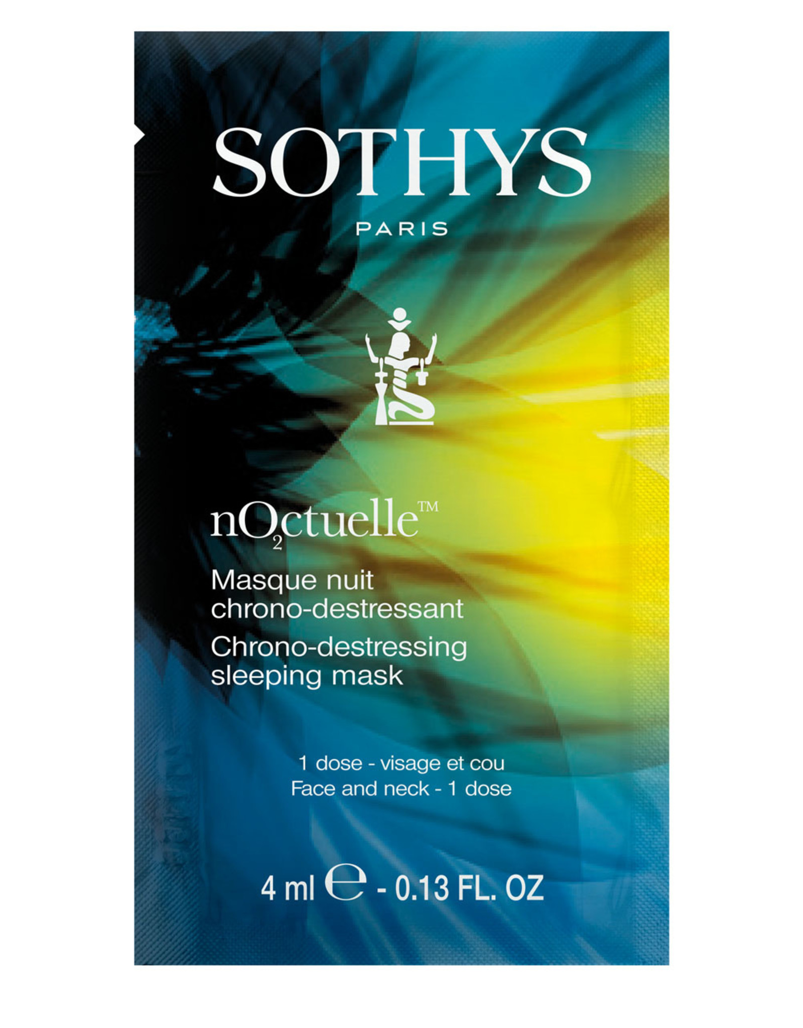 SOTHYS nO2ctuelle™ - Chrono-destressing sleeping mask