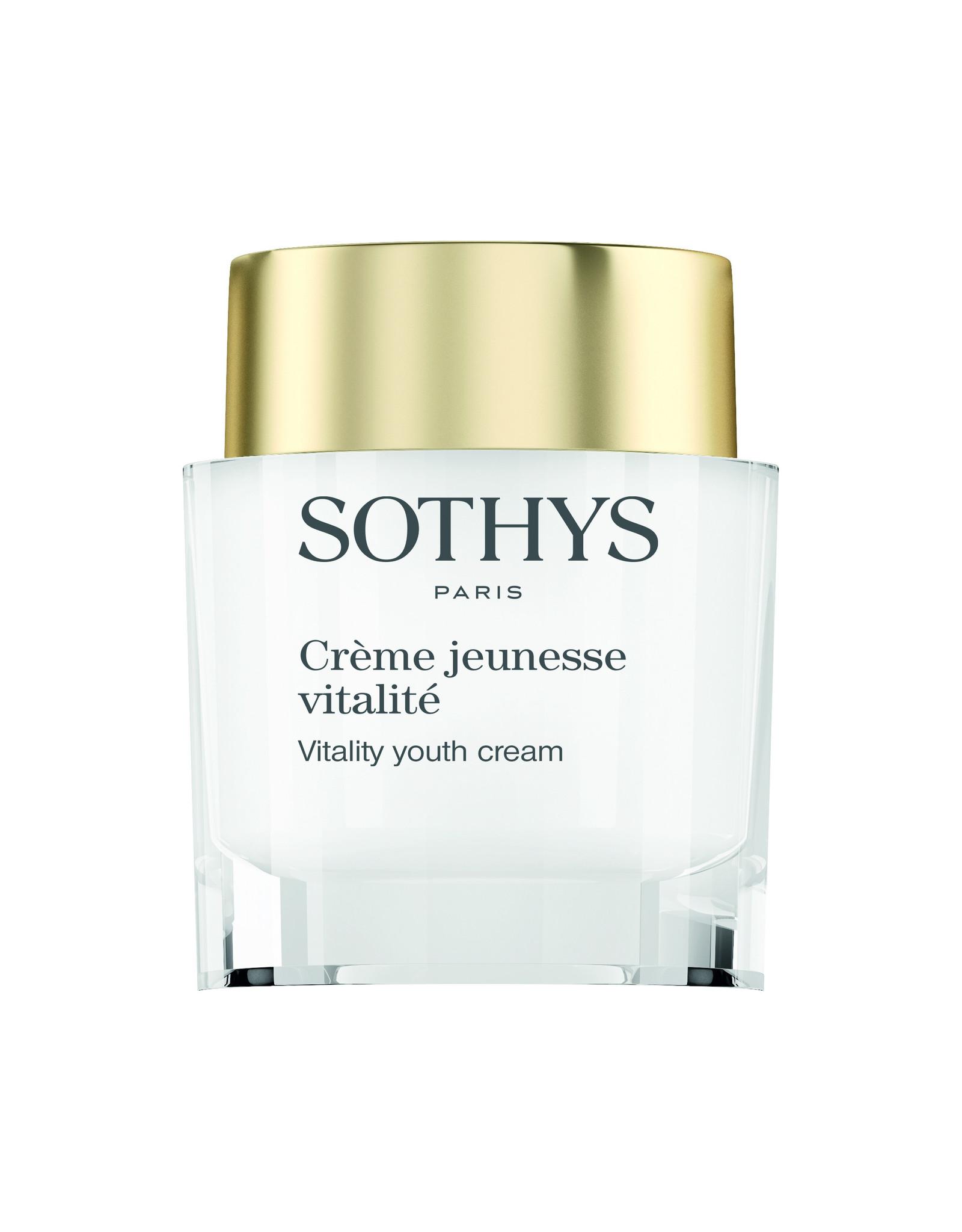 SOTHYS Crème jeunesse vitalité - Sothys