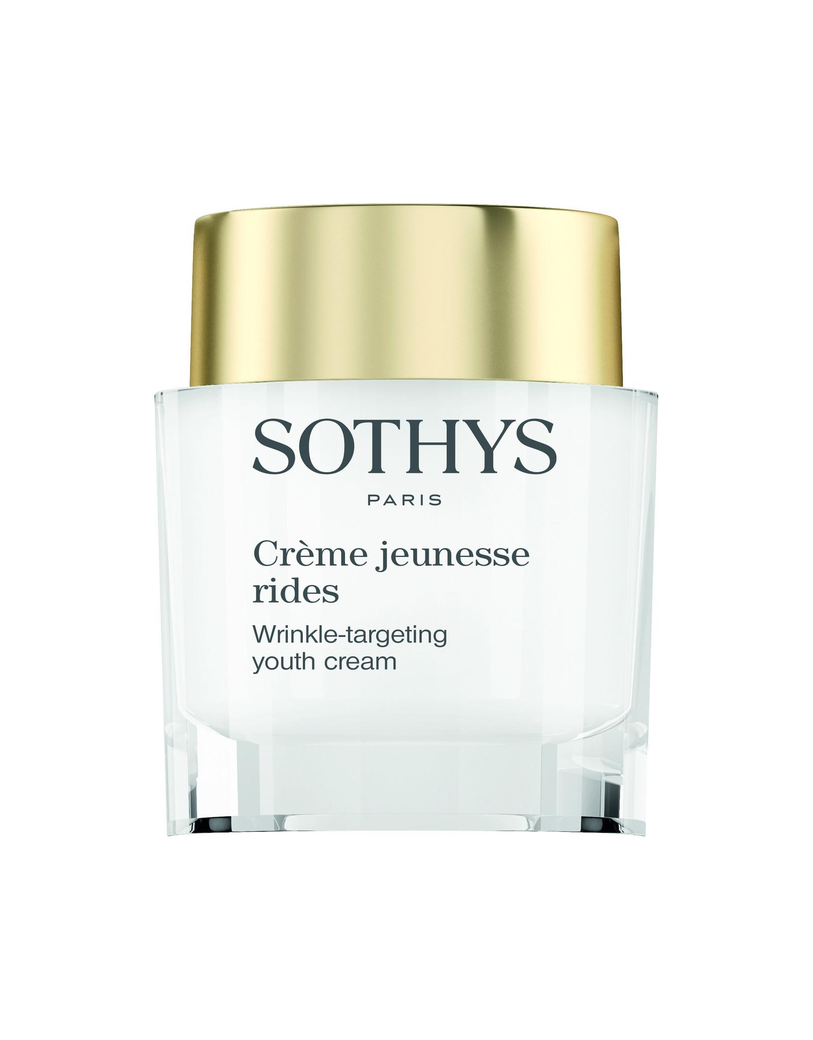 SOTHYS Crème jeunesse rides - Sothys