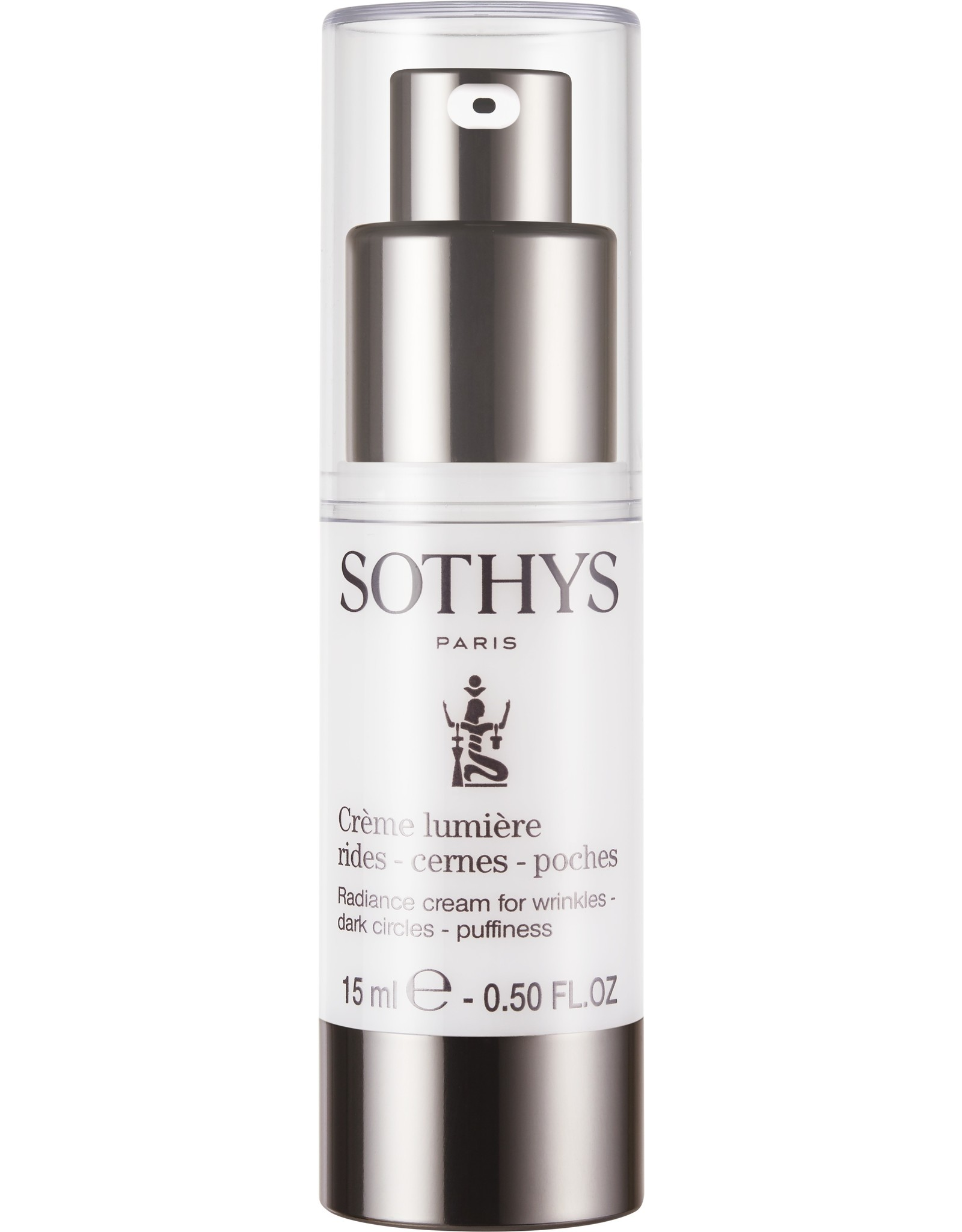 SOTHYS Radiance cream for wrinkles – dark circles - puffiness - Sothys