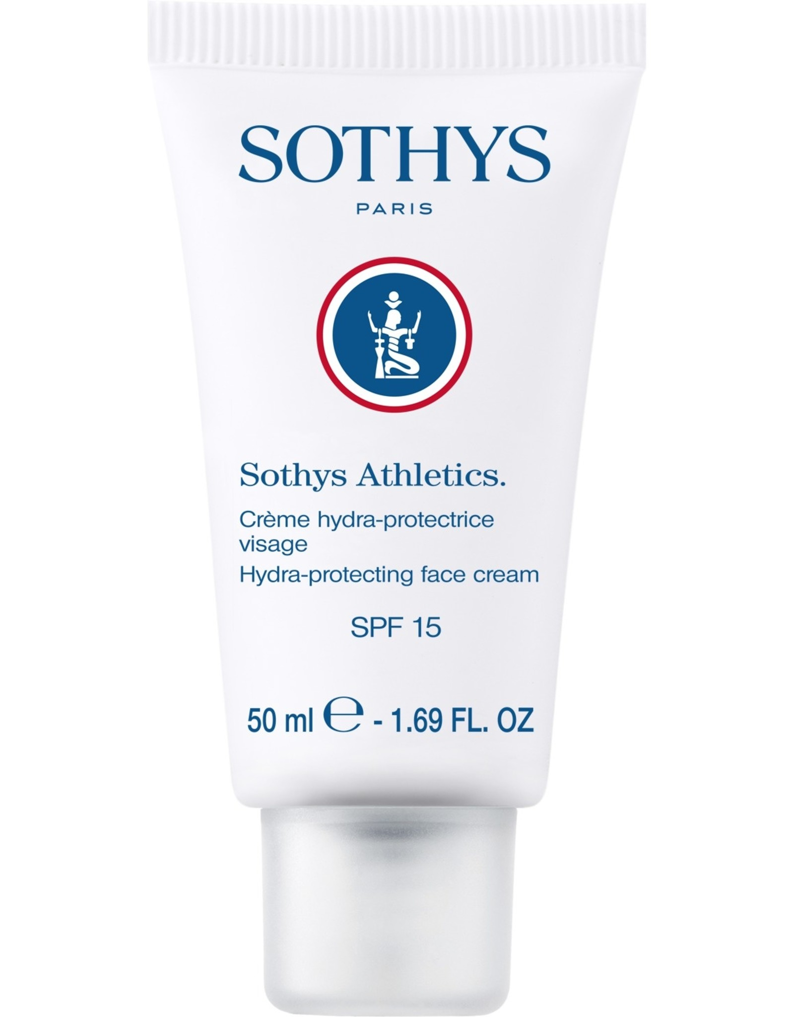 SOTHYS Crème hydra-protectrice visage, teintée SPF15 - Sothys