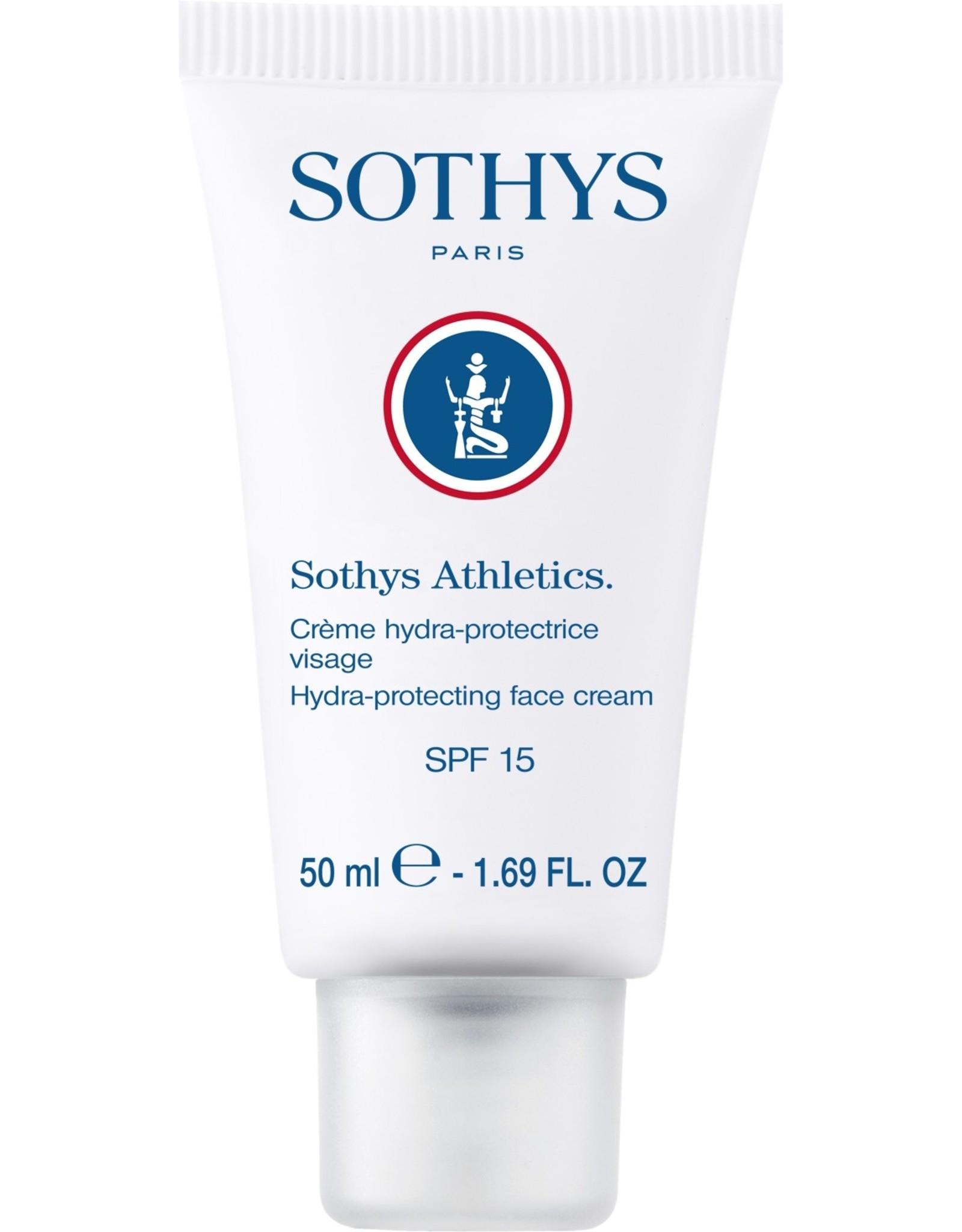 SOTHYS Feuchtigkeitsspendende, getönte Schutzcreme SPF 15 - Sothys