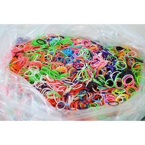 Lifetime 1 Kilo  Loom Bands !