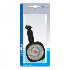 Pro+ Bandenspanningsmeter 4,5Bar in blister