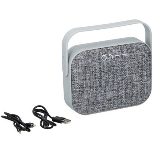 Dunlop Bluetooth Speaker - oplaadbaar - 1 x 3 Watt