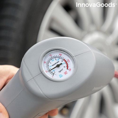 Innovagoods Draadloze Multifunctionele luchtcompressor 12V / 9 Bar