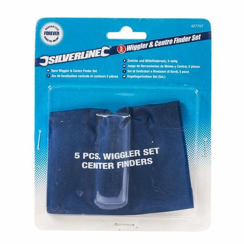 Silverline Kogellagertrekker Set - 5 Delig