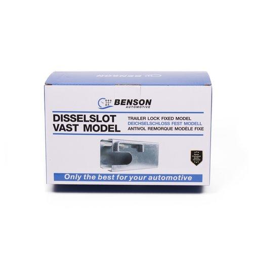 Benson Disselslot Vast Model ( kokermodel)