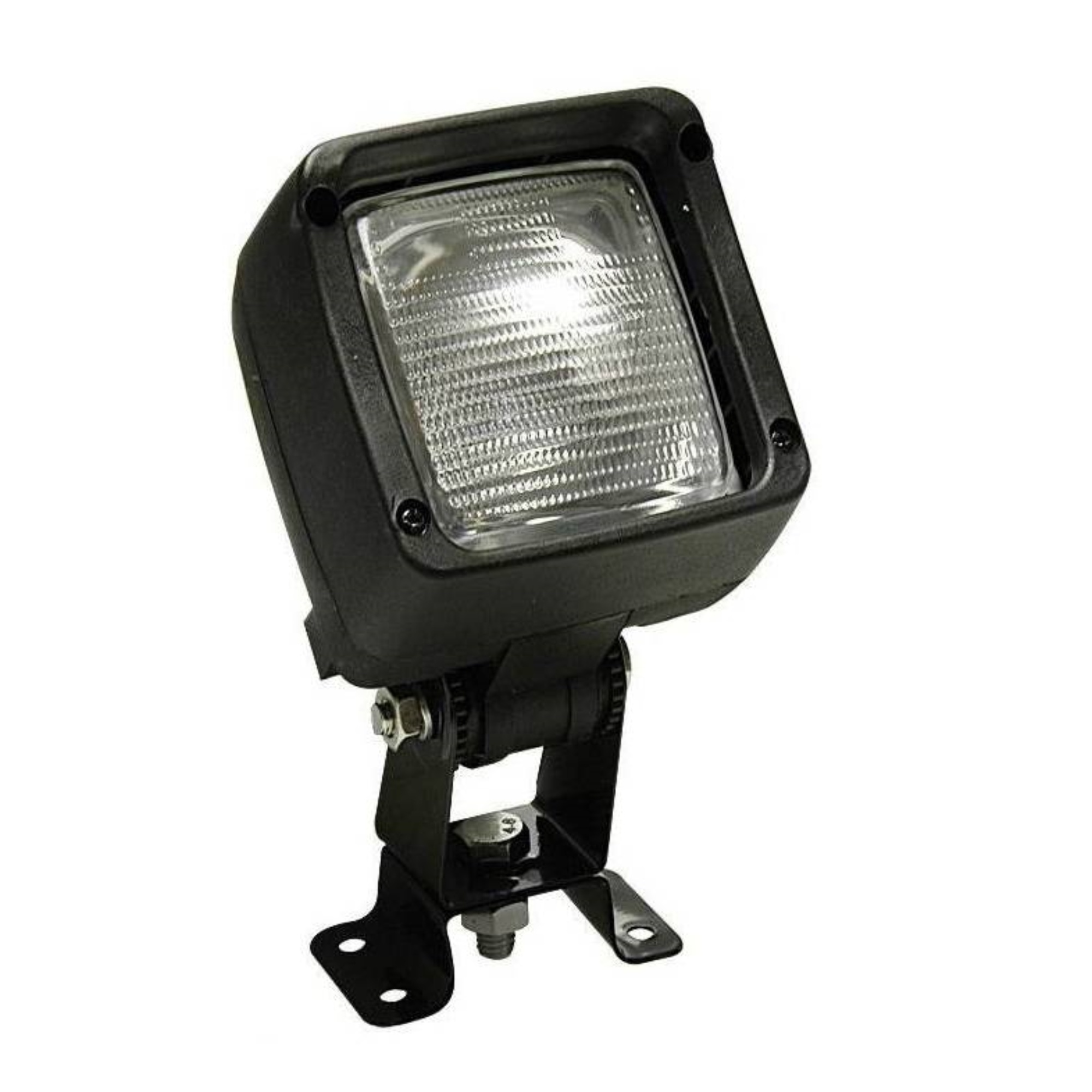 Werklamp Enkel 105X95 mm H3-12V incl Voet