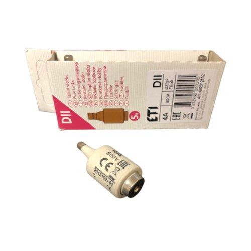 Merkloos Stoppen - Zekeringen - 4 Ampere - 5 stuks