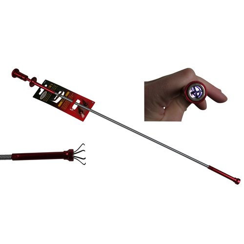 Hofftech Pick Up Tool 3 In 1 Aluminium + Magneet + Led
