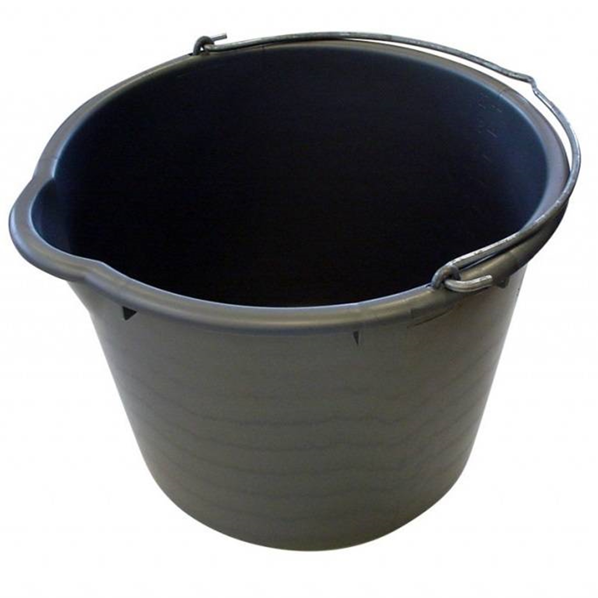 Benson Bouwemmer 12 Liter Schenktuit zwart