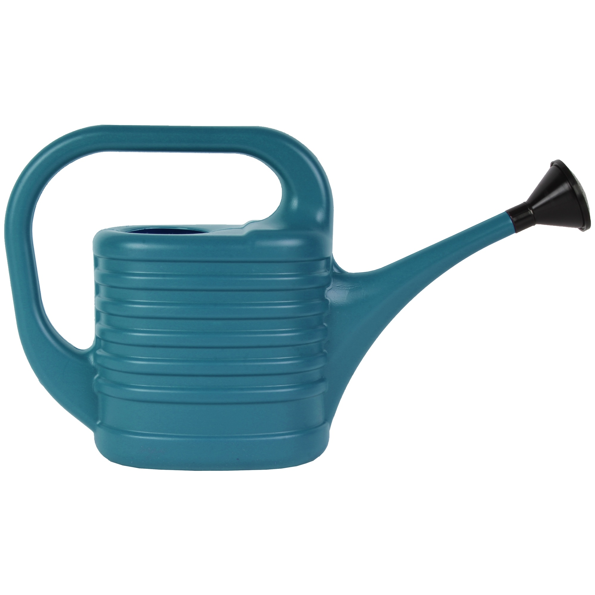 Deze kunststof gieter is geschikt voor het gericht water geven aan planten ed. de inhoud van deze gieter is ...