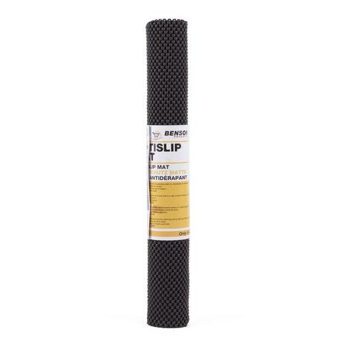 Benson Benson Anti Slipmat 45 x 125 cm. 1 mm. - Zwart