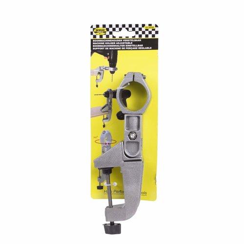 Benson Benson Boormachine Houder - Verstelbaar - 43 mm. - 360° Draaibaar