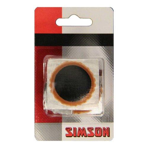 Simson Plakkers Binnenband 33mm (8 Stuks)