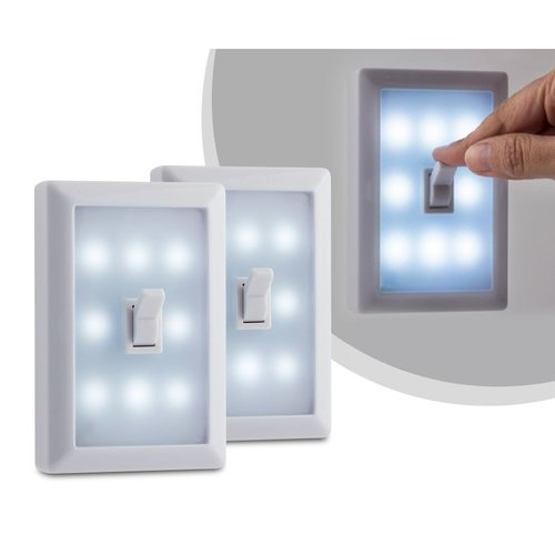 Hofftech Nachtlampje / Draagbare LED Lamp Met Schakelaar