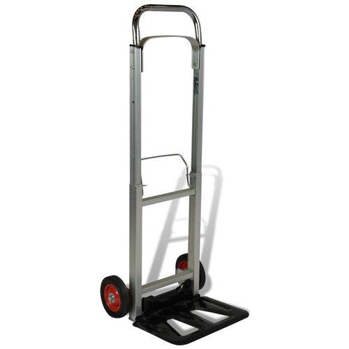 Kinzo Opvouwbare Steekwagen Aluminium (Maximaal 90 kg)
