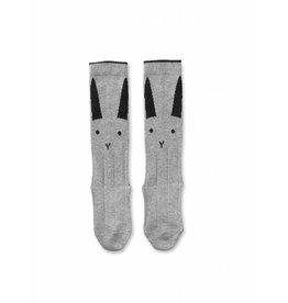 Liewood Liewood kniekousjes rabbit grey