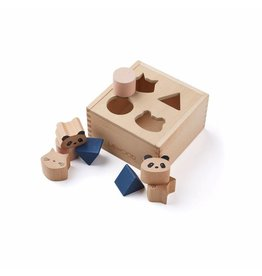 Liewood Liewood houten box puzzel