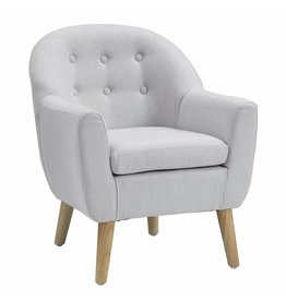 Kid's Concept Kid's Concept sofa grijs 49x51x59 cm
