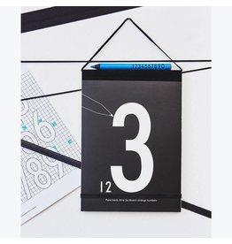 Design Letters Design Letters kleurboek 123