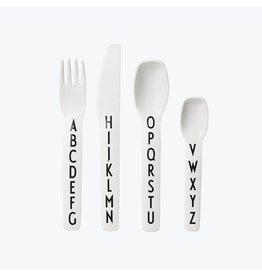 Design Letters Design Letters melamine bestek