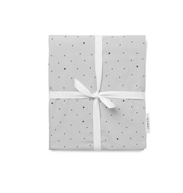 Liewood Liewood dekbedovertrek 100x140 star dumbo grey