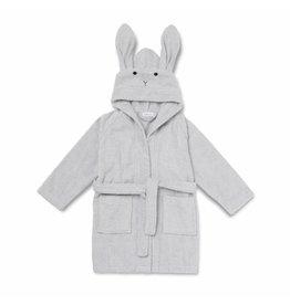 Liewood Liewood badjas rabbit dumbo grey