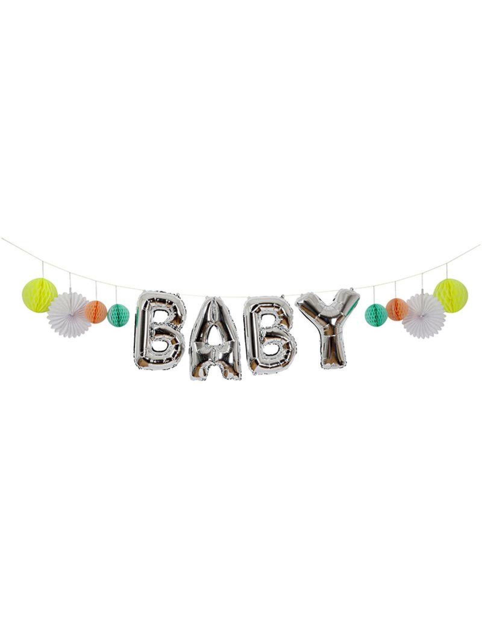 Meri Meri Meri Meri baby balloon garland kit