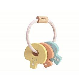 Plan Toys Plan Toys sleutels rammelaar 4M+