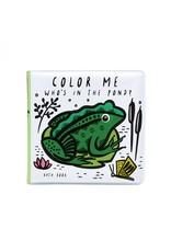 Wee Gallery Wee Gallery badboekje color me pond