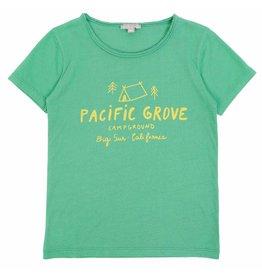 Emile et Ida Emile et Ida T-shirt vert pacific