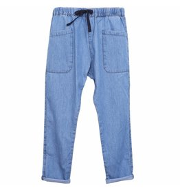 Emile et Ida Emile et Ida pantalon light chambray