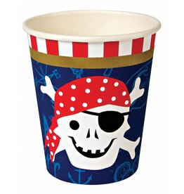 Meri Meri Meri Meri ahoy there pirate party cups
