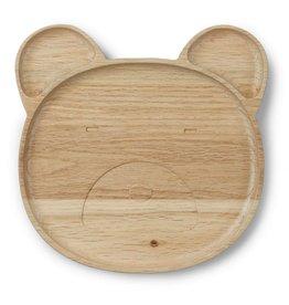 Liewood Liewood houten bord mr. bear